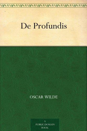 De Profundis Oscar Wilde Pdf