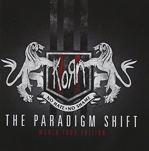 korn The Paradigm Shift CD Covers
