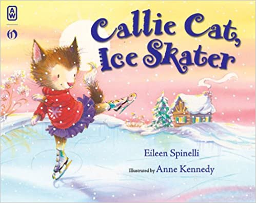 Free audiobook downloads for ipad Callie Cat, Ice Skater by Eileen Spinelli B006LPJYDM på svenska PDF