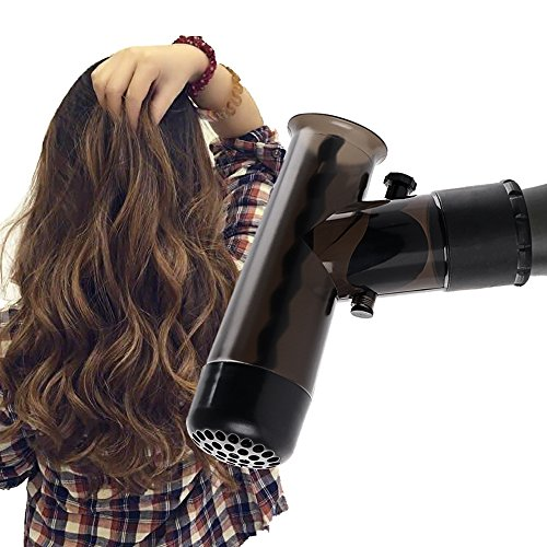JYCRA Magic Spin Curler Hair Dryer Diffuser,Portable Hair Blow Dryer...