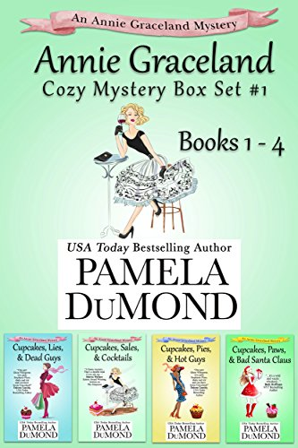 The annie graceland cupcakes cozy mystery series box set books 1 the annie graceland cupcakes cozy mystery series box set books 1 4 by fandeluxe Image collections