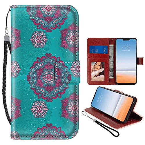 Wallet Case for LG G7 ThinQ 6.1