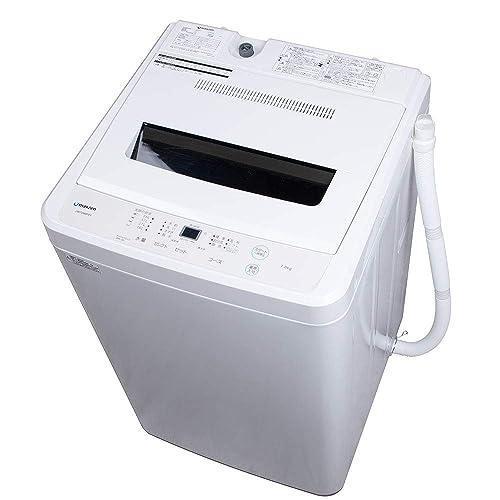 maxzen 6.0Kg全自動洗濯機 JW60WP01WH