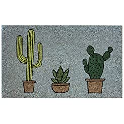 Printed Indoor/Outdoor PVC Backed Natura...