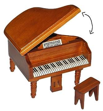 Sylvanian Families Klavier Instrument Musik Flügel Piano Musikinstrument Mode-, Spielpuppen & Zubehör