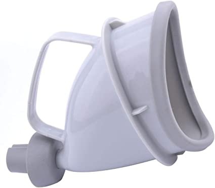 Amazon.com: Reusable Portable Male Female Funnel Device Urinals Women Man  Unisex Travel Camping Pee Urinal Toliet Outdoor Emergency Sitting Standing  Urination: Health & Personal Care
