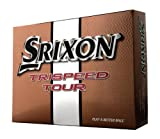 Srixon Trispeed Tour 2010 Golf Balls (12-Pack), Outdoor Stuffs