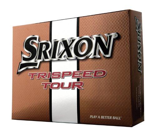 Srixon Trispeed Tour 2010 Golf Balls (12-Pack), Outdoor Stuffs