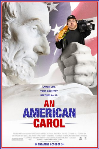 An American Carol Motion picture Poster (27 x 40 Inches - 69cm x 102cm) (2008) -(Kevin P. Farley)(Kelsey Grammer)(Serdar Kalsin)(Geoffrey Arend)(Robert Davi)