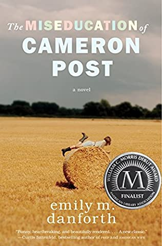 book cover of The Miseducation of Cameron Post