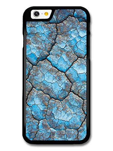 Beautiful Blue Cracked Surface Grunge Hipster Style case for iPhone 6 6S