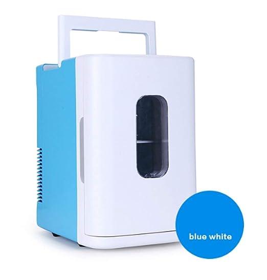 Nevera Coche,Mini Portátil De 10 litros con Calefacción ...
