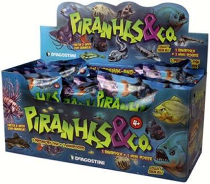 Paquetes opacos (21 Unidades) de Piranhas & Co 15173-P: Amazon.es ...