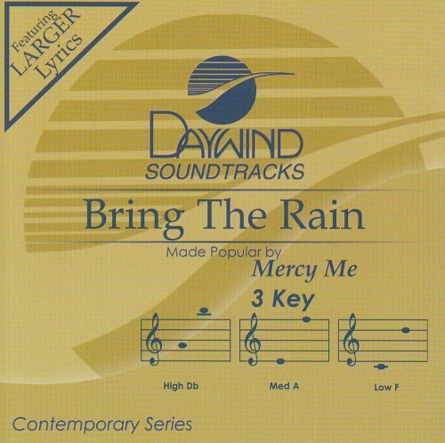 Rain Accompaniment Cd - Bring The Rain [Accompaniment/Performance Track]