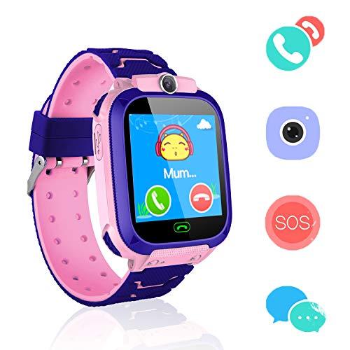 SmartWatch for Kids,GPS Tracker Watch 1.44