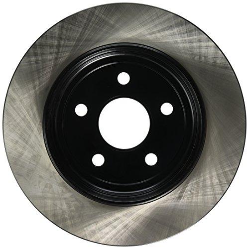 Centric Brake Disc - Centric 120.58005 Disc Brake Rotor
