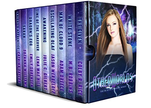 Otherworlds: The YA Scifi Fantasy Boxset