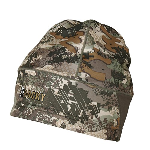Rocky Unisex Fleece Beanie Hat  Rocky Venator Camo  Os