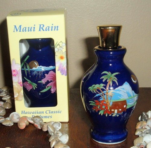 Maui Rain Hawaiian Perfume by The Hawaiian Classic Perfumes - Maui Perth