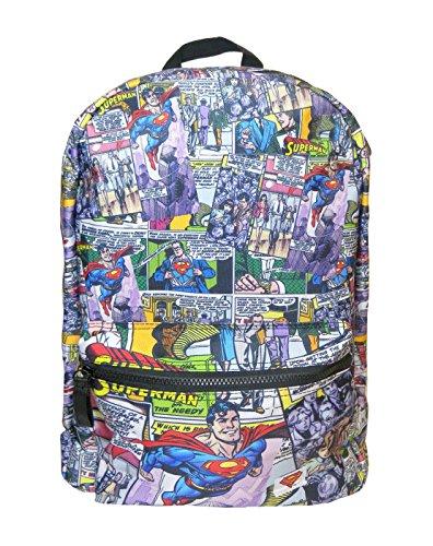 Official Superman Flys Superman Flys Backpack Official rC4xrwaqv