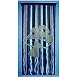 Beaded Curtains - Magic Mushroom Wooden Door Beads #6415
