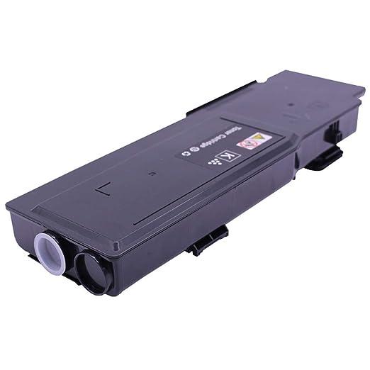 TonxIn Compatible con el Cartucho de tóner DELL C3760N para el ...
