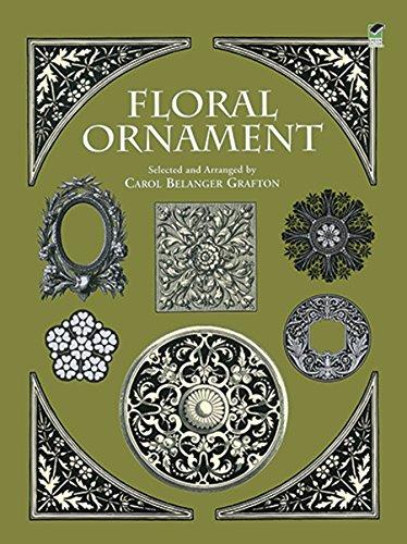 Decorative Floral Ornament (Floral Ornament (Dover Pictorial Archive))