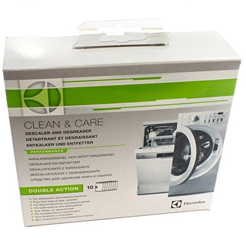 Price comparison product image Electrolux Zanussi Degreaser Descaler & Odour Remover