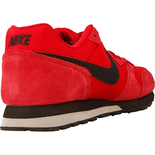 Running Md Boys' Gs Red Runner 2 Shoes Red Nike Competition dRYxBqw4R5