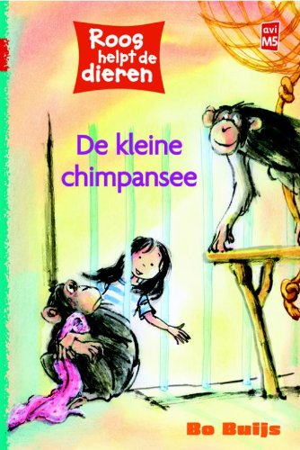 De kleine chimpansee (Klavertje vier)