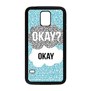 Malcolm okay? okay. Phone Case for Samsung Galaxy S5