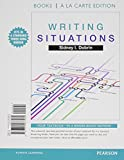 Writing Situations, Books a la Carte Plus MyWritingLab with Pearson EText -- Access Card Package, Dobrin, Sidney I., 0134053109
