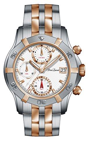 Pierre Laurent Ladies' Chronograph Swiss Watch w/ Date, 23212