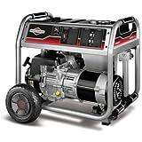 Briggs & Stratton 30467, 5000 Running Watts/6250 Starting Watts, Gas Powered Portable Generator