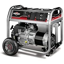 Briggs & Stratton 30467 5,000 Watt 342cc Gas Powered Portable Generator With Wheel Kit(Discontinued by Manufacturer)