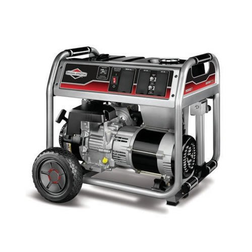342cc gas powered portable generator