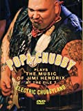 Popa Chubby: Popa Chubby - Electric Chubby Land: The Music of Jimi Hendrix at the File 7 (DVD)