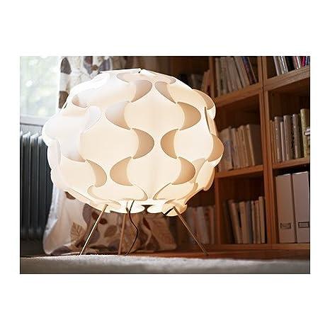 Ikea Fillsta - Lámpara de pie con montaje de puzle (78 x 75 ...