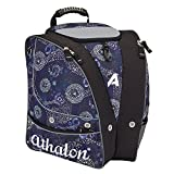 Athalon PERSONALIZEABLE Adult Boot Bag/Backpack – SKI - Snowboard – Holds Everything –