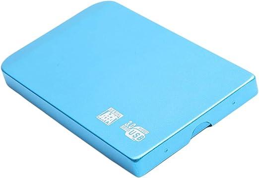 外付け HDD SSDエンクロージャー 2.5インチ SATAハードドライブ ポータブル - 1T