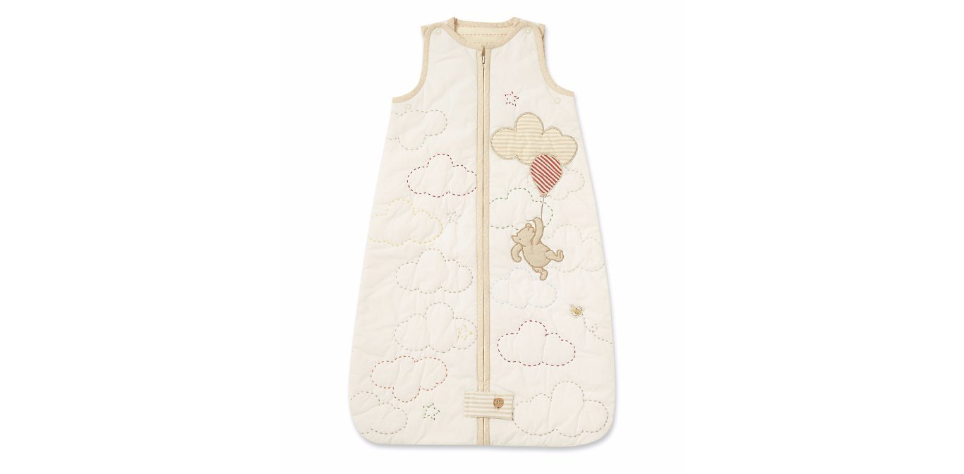Genuine Mothercare clásico de disney winnie the pooh Saco de dormir 18 - 36 mth - 1 Tog: Amazon.es: Bebé