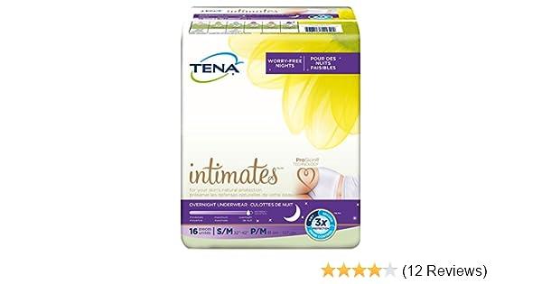 Amazon.com: TENA Overnight Underwear, Large, 14 Count: Health & Personal Care