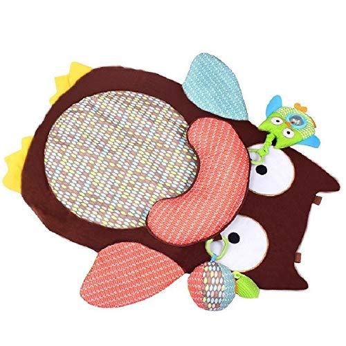 XuBa Friendly Forest Baby Activity Activity Activity Matten Kinder Krabbeldecke Spieldecke Spieldecke, 76cm 0749f5