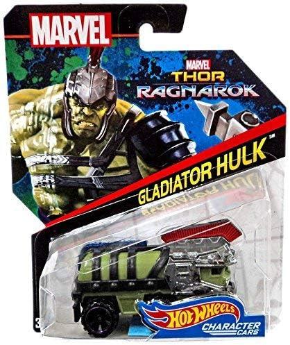 Thor Marvel Character Cars 2019 Hot Wheels