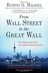 From Wall Street to the Great Wall: How Investors Can Profit from China's Booming Economy Hardcover