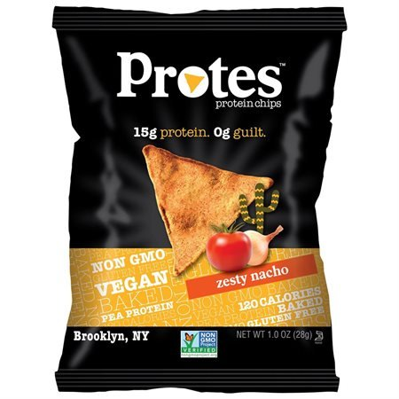 Protes Protein Chips, Zesty Nacho 24 - 1 oz. Bags