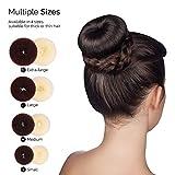 8pcs Hair Donut Bun Maker, FANDAMEI Hair Bun Maker