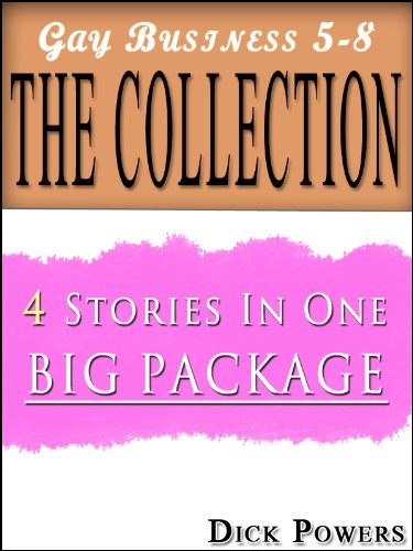 Gay Business: The Collection 2 (Stories 5 to 8)