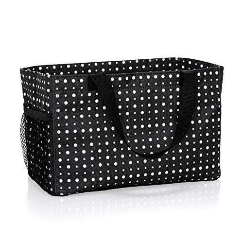 Thirty One All In Organizer in Ditty Dot - 8495 - No Monogram