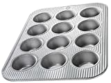 Usa Pans 1200mf Usa Pan Bakeware Cupcake And Muffin Pan, 12 Cups (Pack of 6)